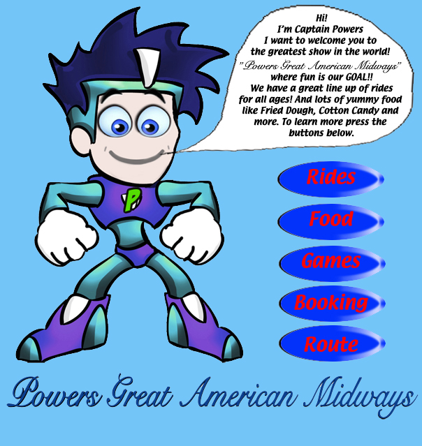 Powers Great American Midways