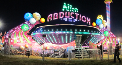 alien abduction ride - photo #19